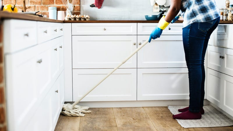 Illustration for article titled Clean This Spot in Your Kitchen If You Have Pets