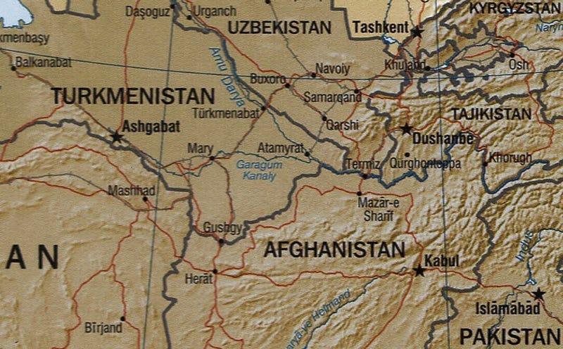 """Afganistán, Pakistán, Uzbekistán: por qué los nombres de tantos países terminan en """"-stán"""""""