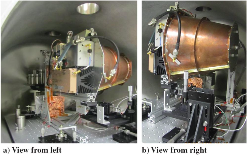 The experimental set up. Image: White et al.