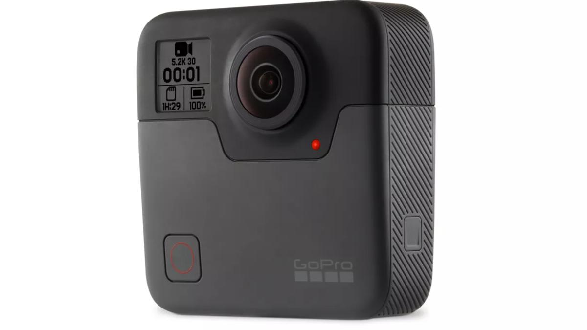 La nueva GoPro Hero 6 Black es una pequeña bestia capaz de grabar ...