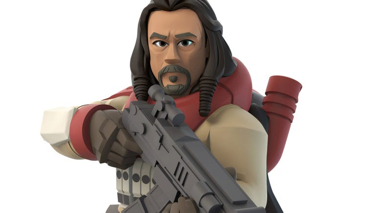 Illustration for article titled There Were Going To Be Rogue One Disney Infinity Figures [Update]
