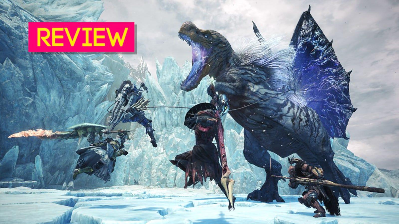 Monster Hunter World: Iceborne: the Kotaku Review