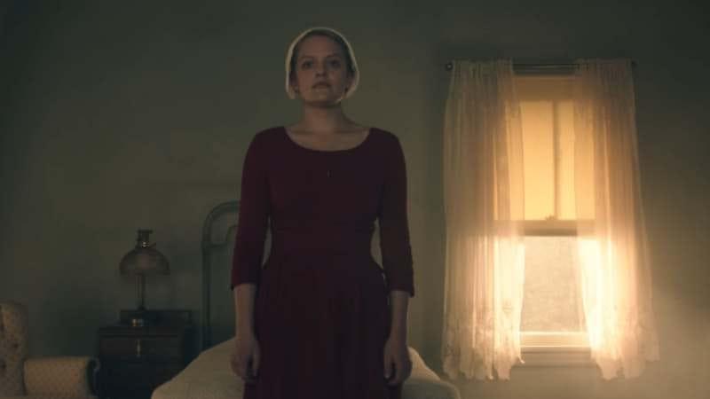 The Handmaid's Tale (Image: Hulu)