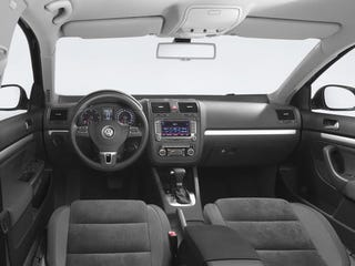 Illustration for article titled 2010 VW Jetta Specs Up Interior