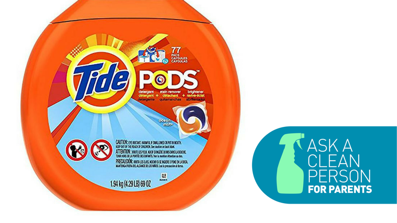 Illustration for article titled Should You Still Use Tide Pods If You Have Kids?