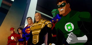 Illustration for article titled Justice League's New Animated Movie Is No Crisis