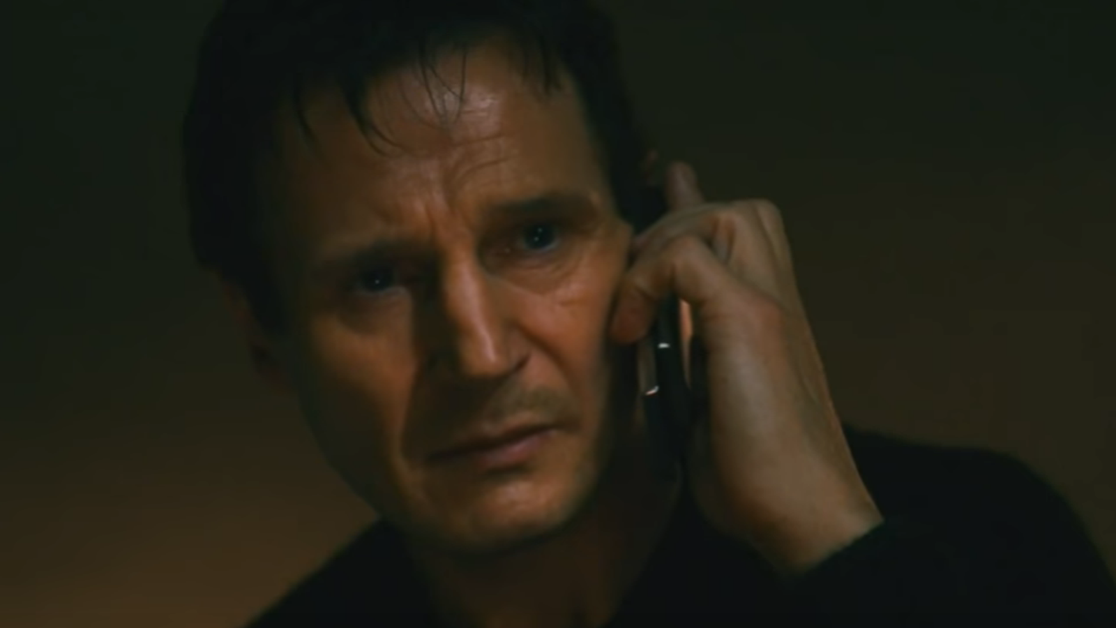 Liam Neeson describes his particular set of skills and a ...