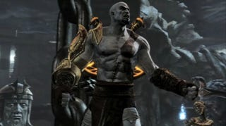 Illustration for article titled God of War III Blow Out