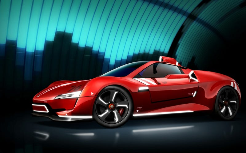 Illustration for article titled Ridge Racer Coming to PS Vita