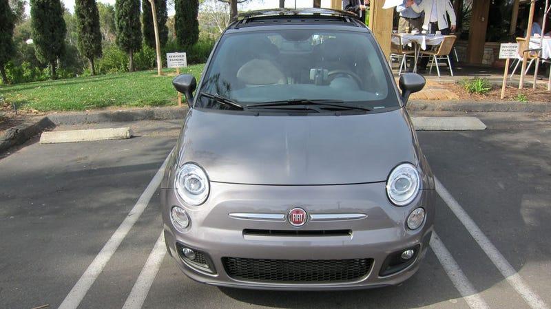 Illustration for article titled 2012 Fiat 500
