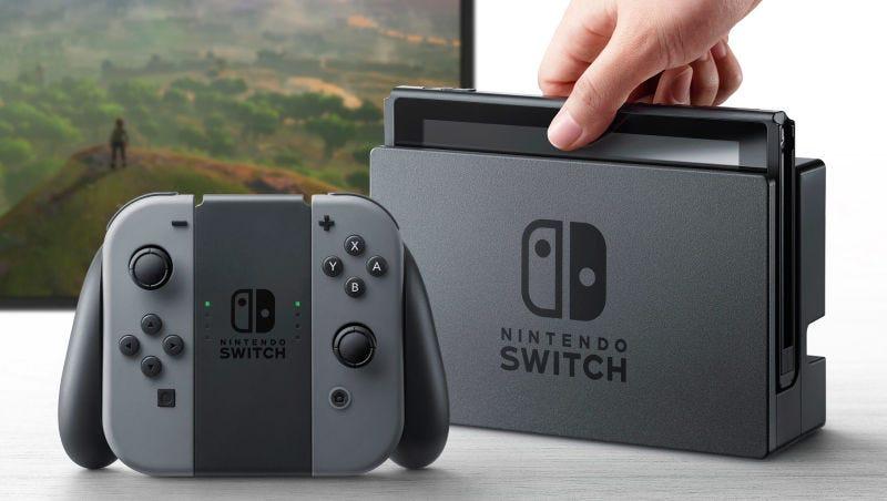 Illustration for article titled La nueva Nintendo Switch llegará en marzo y costará 300 dólares