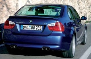 Illustration for article titled Alpina B3 Coming to Geneva?