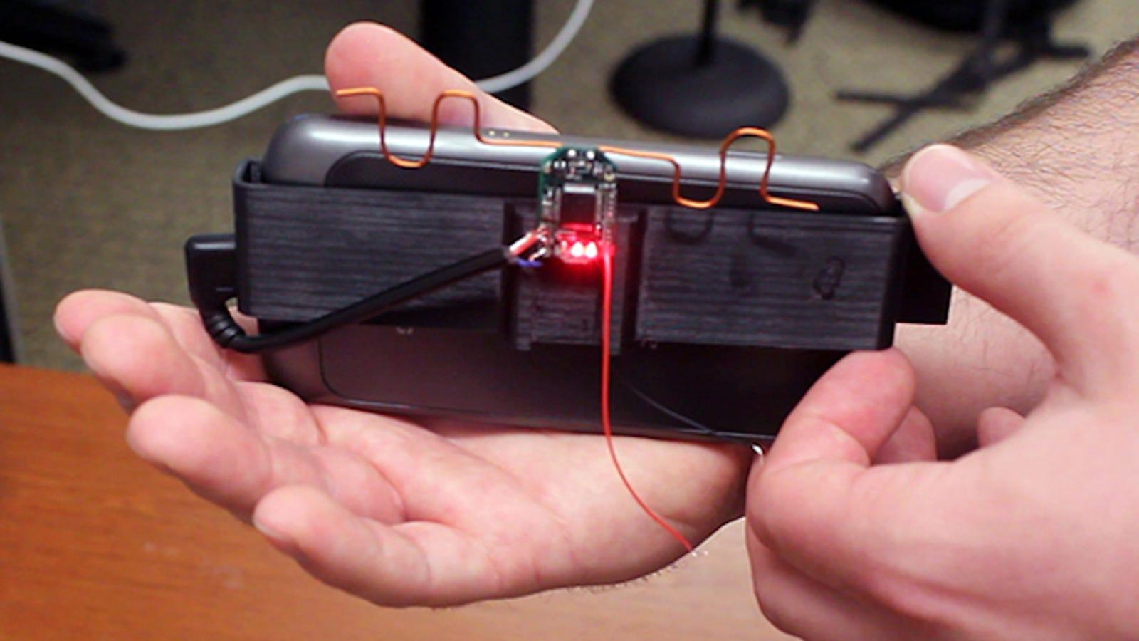 Este asombroso sensor de movimiento de 1 dólar funciona sin baterías