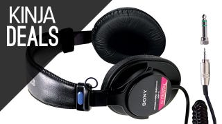 Illustration for article titled Sony's MDRV6 Headphones are a Great Value at $55