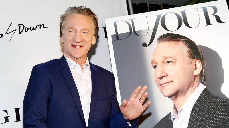 Illustration for article titled Right-wing pundits want revenge for Roseanne's firing, and they've set their sights on, um, Bill Maher