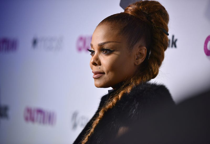 Janet Jackson (Bryan Bedder/Getty Images for Out magazine)