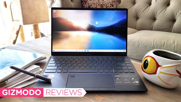 MSI s Prestige 14 Evo Is a Delightful Laptop for Getting Work Done