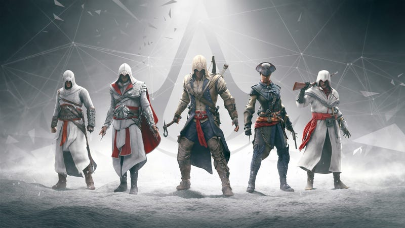 Illustration for article titled Thought Experiment: What if Ubisoft Remade the Assassin's Creed Series on New Consoles?