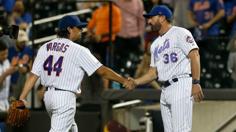 Illustration for article titled Jason Vargas Implies That We Do Not Know The Full Story Behind The Mets' Latest Metsing