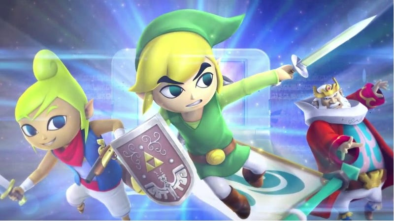 Illustration for article titled Our First Hands-on WithHyrule Warriors Legendson 3DS