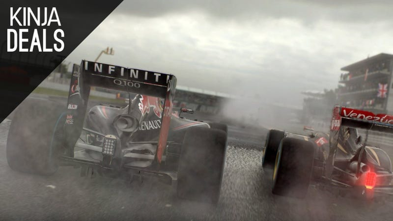 Illustration for article titled F1 2015 is Cheaper Than Ever on Consoles
