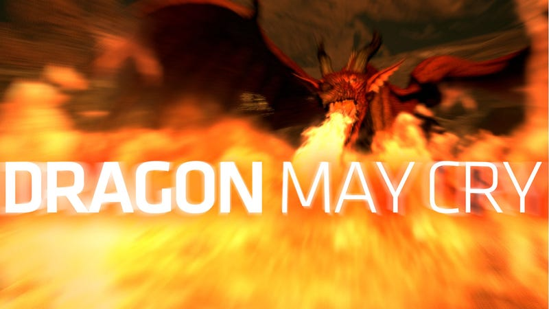 Illustration for article titled Dragon's Dogma Is The Devil May Cry Team's Next Big Gamble