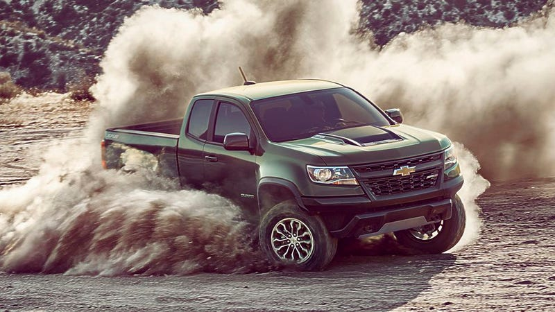 Chevrolet just surprised everyone at the with the new Colorado ZR2. It's got the good stuff.