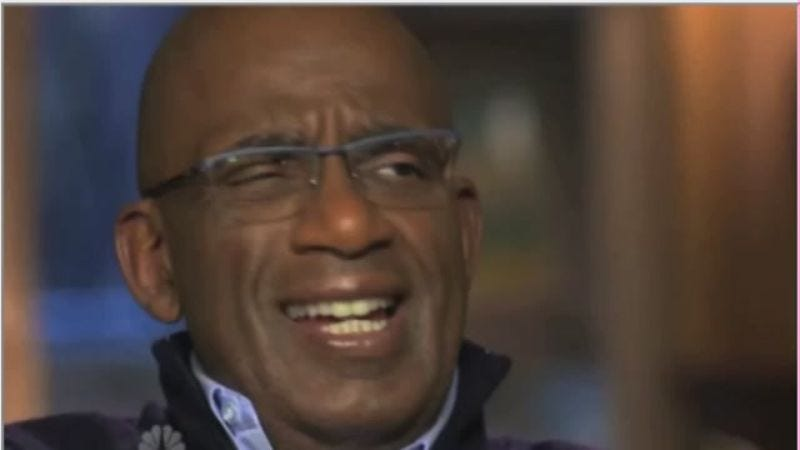 Illustration for article titled Here is Al Roker very seriously discussing the time he pooped his pants at the White House