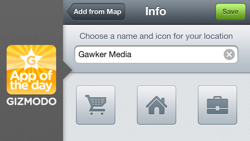 Illustration for article titled Checkmark: A Better Way to Receive Location-Based Reminders