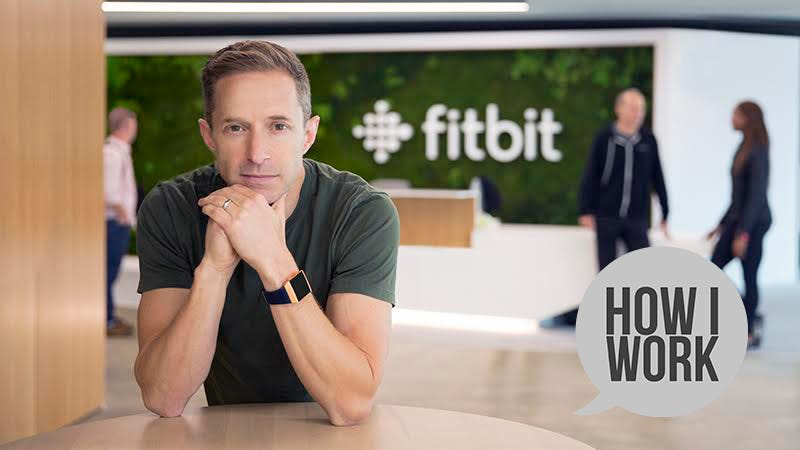 Illustration for article titled I'm Jonah Becker, Fitbit VP of Design, and This Is How I Work