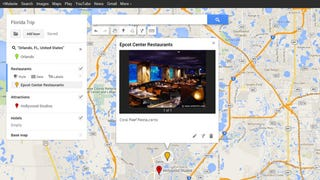Illustration for article titled Google Revives My Maps So You Can Create and Share Custom Maps