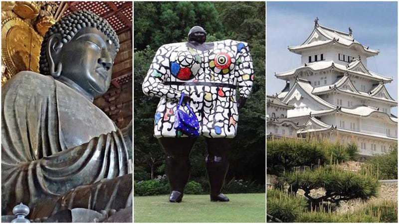 Japan's Top 15 Attractions Picked By International Tourists