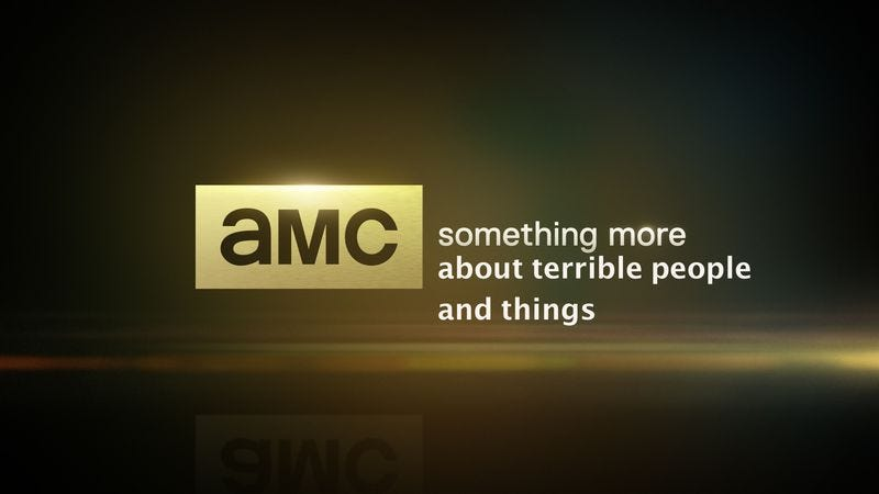 Illustration for article titled AMC orders two more shows about awful men and apocalypses