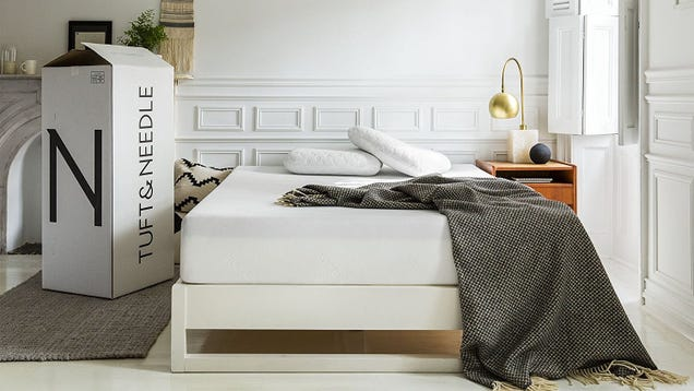 If You Want a Foam Mattress, Today s a Great Day to Buy One
