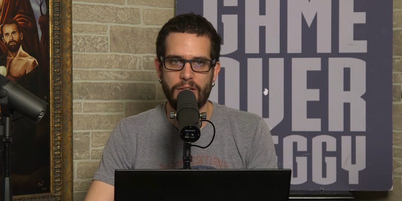 Colin Moriarty Has Quit Kinda Funny Games, Effective Immedietely
