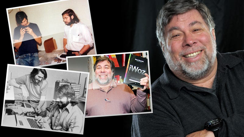 Illustration for article titled How Steve Wozniak Became the Genius Who Invented the Personal Computer