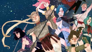 Illustration for article titled Sailor Moon grows up, ditches the schoolgirl skirts for body armor