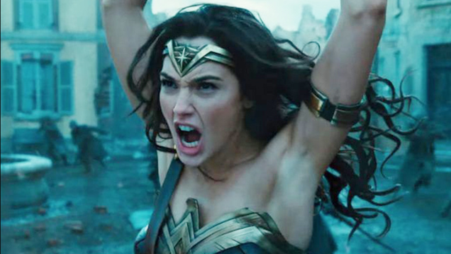Gal Gadot Says Wonder Woman Is Definitely a Feminist