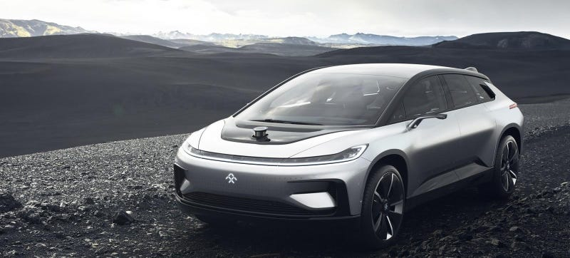 Illustration for article titled Faraday Future Exec: 1400 Employees Dependent On Us Securing Financing For Factory