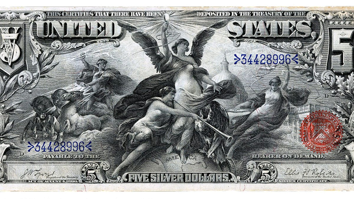 An illustrated history of american money design biocorpaavc Images
