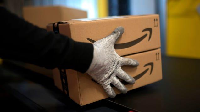 Amazon s a Shopping Mess