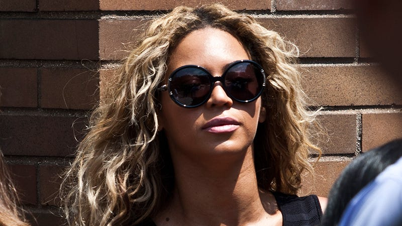 Illustration for article titled Beyonce Pens Ballad About Harrowing Electric Fan Hair Snag Ordeal