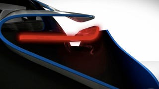Illustration for article titled BMW Teases Vision EfficientDynamics Concept With Boring Video, Crazy Taillight