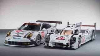 Illustration for article titled This Is Porsche's 919 Prototype In Full Le Mans Race Trim