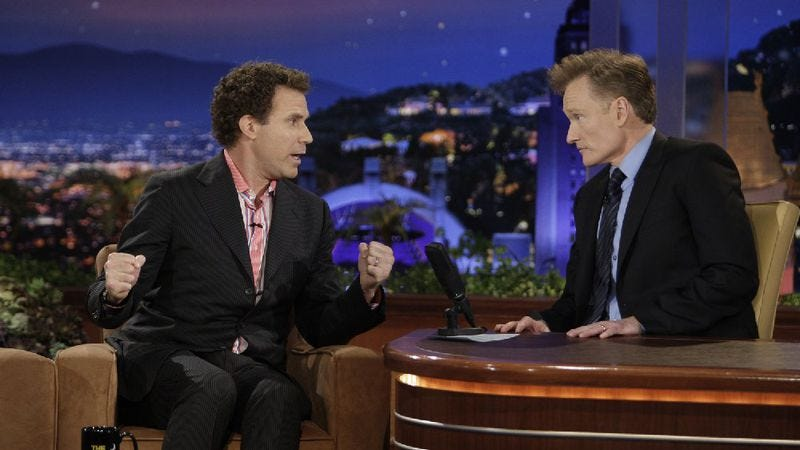 Illustration for article titled The Tonight Show With Conan O'Brien