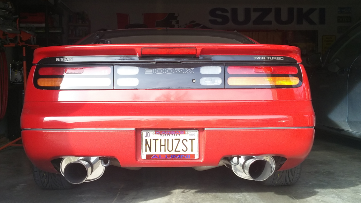 Heres Exactly What It Cost To Buy And Rebuild A Nissan 300zx Twin Turbo 91 Pick Up Wiring Diagram Lights