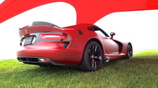 2016 Viper Looks Mad in Matte Red, 8 second Challenger, and more...