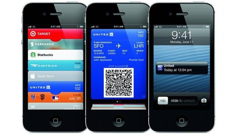 Illustration for article titled Passbook Is the Beginning of Mobile Payments On iOS