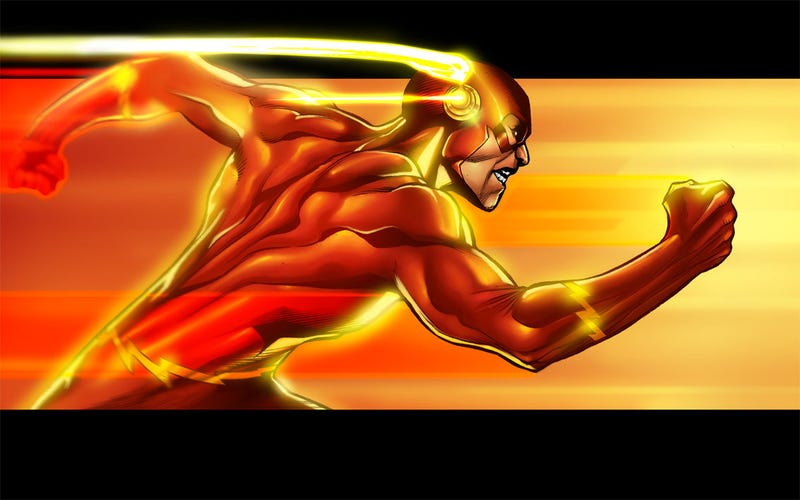 Illustration for article titled The CW is really, really liking The Flash TV show