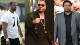 Mike Adams; Timbaland; Craig RobinsonJared Wickerham/Getty Images; Christie Goodwin/Getty Images; FREDERIC J. BROWN/AFP/Getty Images